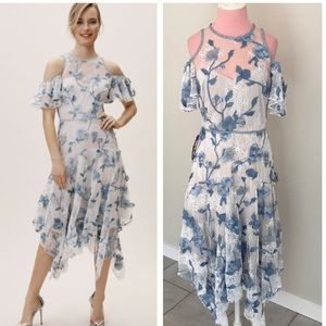 Anthropologie BHLDN Caldwell Dress NWT